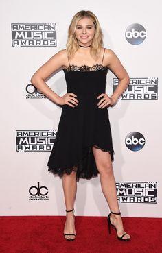 Chloe Grace Moretz - 2015 American Music Awards in Los Angeles - 22nd November 2015