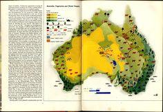 Isotype, Future Books 1947, Australia's New World