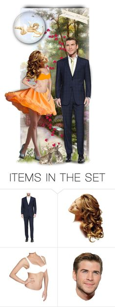"""Love At First Sight :)"" by mari-777 ❤ liked on Polyvore featuring art, love, doll and sweet"