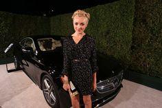 Peyton List Photos - Variety and Women in Film Emmy Nominee Celebration - Zimbio