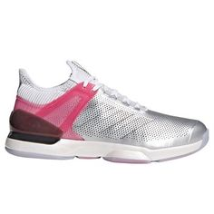 newest 630b8 ac51e The Adidas Men s Adizero Ubersonic tennis shoes are built for players who  crave the ultimate in