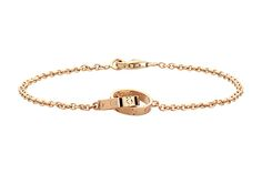 Cartier Love Bracelet In Pink Gold, $1640, available at Cartier.   31 Bracelets We're Dying To Own NOW #refinery29 http://www.refinery29.com/67419#slide11