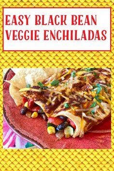 Casserole Pan, Casserole Dishes, Veggie Enchiladas, Enchilada Ingredients, Gluten Free Tortillas, Thing 1, Christmas Lunch, Frozen Corn, Enchilada Sauce