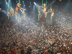Coco Bongo Cancun, best club ever. I've NEVER experienced anything like this place or probably ever will again!!! It's a MUST if you're in Cancun or Riviera Maya!!!!