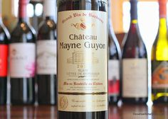 The Reverse Wine Snob: Chateau Mayne Guyon 2011 - Trader Joe's Top Picks Wine #5. BULK BUY! Smooth, balanced and subtly complex... http://www.reversewinesnob.com/2014/05/chateau-mayne-guyon.html #wine #winelover