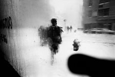 Saul Leiter  Early Black and White