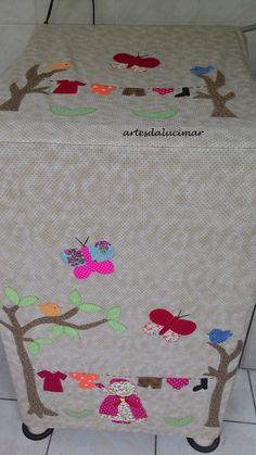 capa secadora de roupa