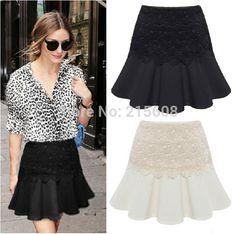 saias de verão baratos, compre calça saia de qualidade diretamente de fornecedores chineses de saia curta.