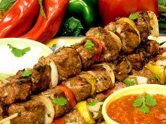 Mexican Fajita Kebabs Recipe