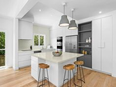 Kitchen - small but perfectly formed.