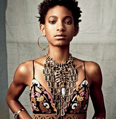 'I Just Want to Have Dreads': Willow Smith Talks Embracing Her Natural Self | Black Girl with Long Hair