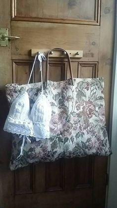 Tapestry Bag Ladies Handbag Shoulder Canvas by dollycalledtopsy