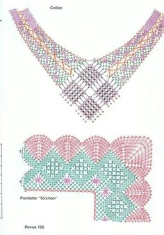 Collar Bobbin Lace Patterns, Lace Heart, Lace Jewelry, Lace Detail, Tatting, Crochet Necklace, Projects To Try, Butterfly, Diy