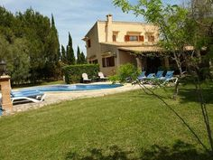 Country house, 2800Sq.Ft. with pool, Wifi, bbq, terraces, garden, 7  pp