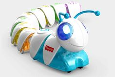 This Toy Caterpillar Teaches Coding Basics to Kids The Think & Learn Code-a-Pillar uses different segments of its body to demonstrate coding basics, like sequencing and programming, to preschoolers.