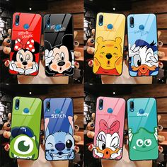 Tempered Glass Cover For Huawei Mate 9 10 20 Lite Pro Nova 4 3 2018 For Honor View Iphone Cases Disney, Iphone Phone Cases, Phone Covers, Cute Phone Cases, Diy Phone Case, Capa Apple, Mobiles, Capas Samsung, Friends Phone Case