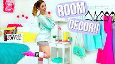Summer Room Makeover! DIY Room Decor + Organization!