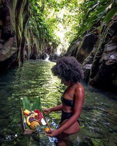 Bikini Must-Have for 2021 Summer - Pt 1 — Sarudzai Vacation Mood, Vacation Spots, Saly Senegal, Shotting Photo, Black Girl Aesthetic, Summer Aesthetic, Make Up Braut, Foto Pose, Travel Aesthetic