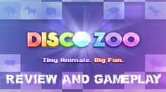 iPhone and iPad Game Disco Zoo Review and Gameplay. You are basically running a Digital Zoo...
