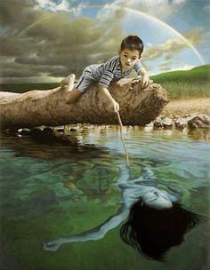 Fred Einaudi, The Mermaid