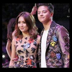 My perfect couple ever...and also they are my forever love#KathNiel  #kathnielforRealAndForLifetime  #Kathnielbyahengforever  #pangakosayomyforever  #KathnielFriendshipForever