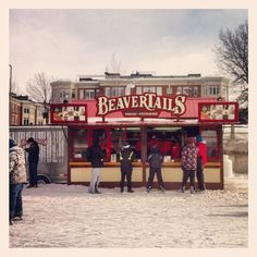 BeaverTails on skates! | There will be a BeaverTails food truck at Supercrawl 2013 in Hamilton, ON. www.supercrawl.ca