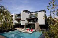 H2 Residence A Contemporary Apartment Building in Athens 1 -