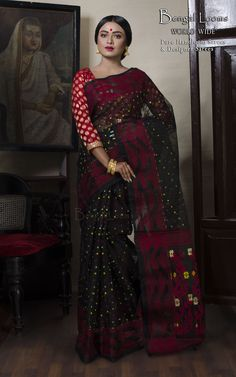 Jamdani Saree
