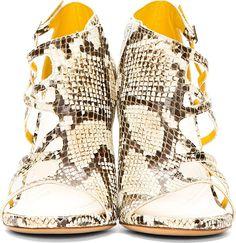 Heeled Sandals Detail
