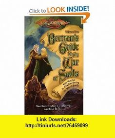 Bertrems Guide to the War of Souls Volume Two (Bertrems Guides) (9780786928163) Mary H. Herbert, Steven Brown, Don Perrin , ISBN-10: 0786928166  , ISBN-13: 978-0786928163 ,  , tutorials , pdf , ebook , torrent , downloads , rapidshare , filesonic , hotfile , megaupload , fileserve