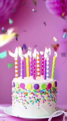 Happy Birthday Celebration, Happy Birthday Video, Happy Birthday Sister, Happy Birthday Images, Birthday Wishes, Birthday Greetings, Birthday Cake Video, Birthday Cookies, Birthday Cake Decorating