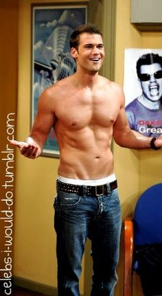 What I like about you, Nick Zano is everything!