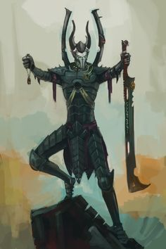 The Dark Eldar are unique amongst the races in the sense that they do not occupy many planets, but rather one dark city called Commorragh. They are mainly pirates, though are sometimes used as mercenaries.