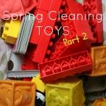 Spring Cleaning Toys - Spring Cleaning 365