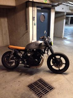 Gs850 Suzuki Cafe Racer, Cafe Racers, Custom Cafe Racer, Bench, Motorcycle, Bike, Vehicles, Motorbikes, Bicycle