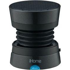 Rechargeable Mini Speaker (Black)