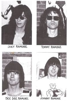 Ramones, Punk Magazine #2, Summer...