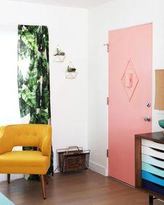 Una casa midcentury en Palm Springs, un blog imprescindible y un get the look Palm Springs Interior Design, Palm Springs Houses, Look Vintage, Room Tour, Spring Home, Home Decor Inspiration, Furniture Inspiration, Color Inspiration, Decor Ideas