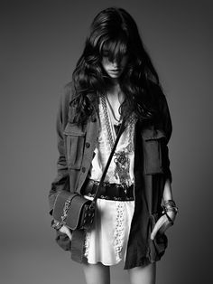 The PSYCH ROCK collection from Saint Laurent by Hedi Slimane 21 | Fashion | Vogue