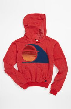 Aviator Nation 'Sunset' Hoodie (Little Girls & Big Girls) | Nordstrom
