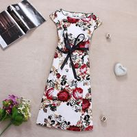 Summer 2014 Women Clothing Vintage Lace Plus Size Casual Print Dress Vestidos Flower Long Maxi Runway Embroidery Party Dress Sexy Lace Dress, Plus Size Casual, Vintage Lace, Vintage Outfits, Party Dress, Short Sleeve Dresses, Clothes For Women, Summer 2014, Stuff To Buy