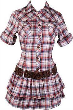 vestidos xadrez tubinho