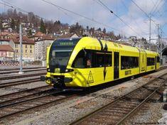 Thurbo RABe 526 707 Werbetriebwagen Radio Top - Tele Top am in St. Swiss Railways, Fabrics, Switzerland, Pictures