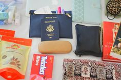 What to Take in Your Carryon? {International Travel Tips} | Luci's Morsels