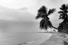 Sheraton Denarau Villas in Denarau Island, Western Sydney Wedding, Fiji, Villas, Candid, Destination Wedding, Island, Black And White, Beach, Water