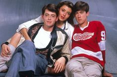 ferris buellers day off.... one of the best
