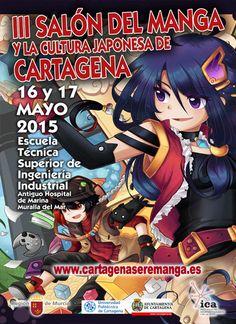 III Salón del Manga y de la Cultura Japonesa de Cartagena