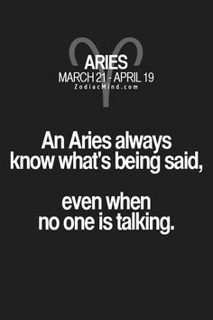 My other half knows exactly what's being said in my silence!!!