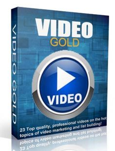 Video Gold - Video Series (Resell Rights)