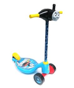 Look at this Thomas 3 Wheel Scooter on #zulily today!
